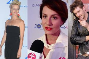 """Ostaszewska: """"Jest grono aktorów, którzy ciągle grają te same role"""""""