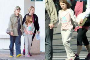 Siostrzenica Britney Spears wychodzi ze szpitala! (FOTO)