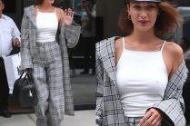 Sutki Belli Hadid w stylizacji za 25 tysięcy