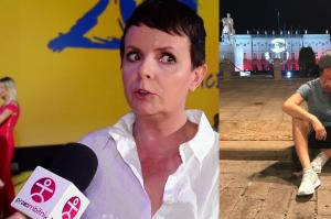 """Korwin-Piotrowska przebacza Grudowiczowi: """"Trochę głupiutki, ale jest mądrzejszy od wszystkich, bo przeprosił"""""""