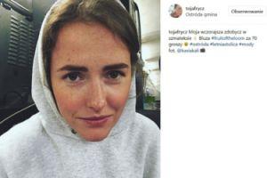 Olga Frycz chwali się zakupami w szmateksie