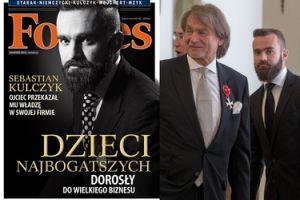"""Sebastian Kulczyk: """"Ojciec przekazał mi władzę"""""""