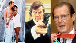 Od Jamesa Bonda po filantropa: Tak wyglądała kariera Sir Rogera Moore'a (ZDJĘCIA)