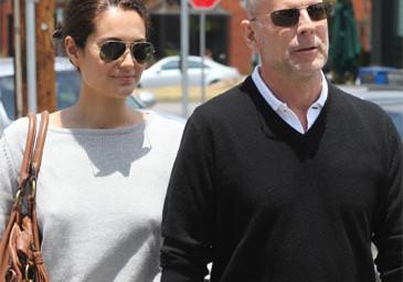 Bruce Willis po raz kolejny został ojcem!