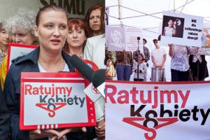 """Komitet """"Ratujmy Kobiety"""" zacznie zbierać podpisy pod ustawą o PRAWIE DO ABORCJI i dostępności antykoncepcji!"""