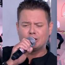 """Bartek Wrona z Just 5 na scenie """"Dzień Dobry TVN""""..."""