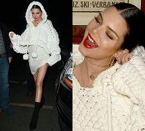 Kendall Jenner pochwaliła się złotym zębem