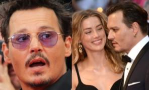 Amber Heard i Johnny Depp ROZWODZĄ SIĘ! Po piętnastu miesiącach małżeństwa...
