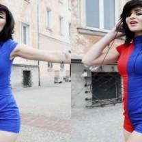 EWELINA LISOWSKA tańczy i śpiewa piosenki z nowej płyty!