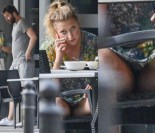 Lara Gessler z chłopakiem na obiedzie (ZDJĘCIA)