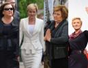 Anna Komorowska czy Agata Kornhauser-Duda? (DUŻO ZDJĘĆ)