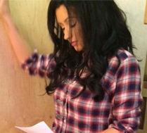 Aguilera znów jest brunetką!