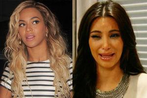 """""""Beyonce nigdy nie lubiła Kim. Zawsze jest między nimi niezręczna cisza…"""""""