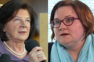 """""""Zostawmy temat Marii Kaczyńskiej! ONA NIE ŻYJE, nie będę interpretować, czemu wsparła ten list"""""""