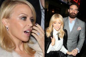 """Kylie Minogue zerwała zaręczyny z 29-letnim narzeczonym! """"Postanowiliśmy pójść własnymi drogami"""""""