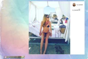 Lady Rozenek w bikini bez Radka
