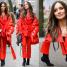 Dumna Marina pozuje paparazzi w pożyczonych ubraniach za 20 TYSIĘCY (ZDJĘCIA)