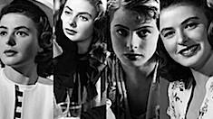 Dziś 100. rocznica urodzin Ingrid Bergman! (ZDJĘCIA)
