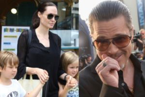 """Brad oskarża Angelinę o """"stawianie własnego interesu wyżej niż dobro dzieci""""!"""