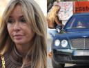 Przetakiewicz przyjechała pod TVP... samochodem za MILION! (ZDJĘCIA)