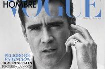 "Colin Farrell na okładce ""Vogue'a""!"