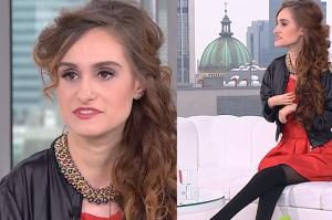 """Niepełnosprawna modelka w DDTVN: """"Nie ubiorę się sama, nie pójdę do toalety, ale makijaż robię idealnie"""""""