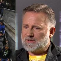 """Saramonowicz: """"Pewnie, że usiadłbym w metrze obok Syryjczyka. Rzadko jeżdżę metrem"""""""