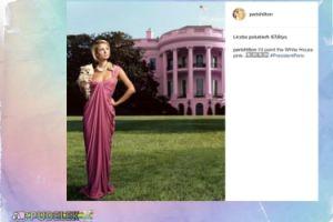 Paris Hilton marzy o Różowym Domu