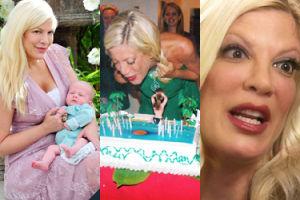 Tori Spelling 44. urodziny będzie świętować na bruku?