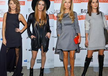"""Celebrytki na imprezie """"Fashion Magazine""""! (FOTO)"""