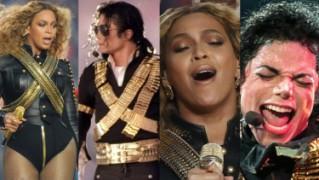 Beyonce ubrała się na Super Bowl... jak Michael Jackson! (ZDJĘCIA)