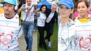 """Zarośnięty Obuchowicz, szczupły Saleta, Tadla, Kret i Sykut biegną po """"nowe życie"""" (ZDJĘCIA)"""