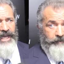 """Mel Gibson: """"Przez ostatnie 10 lat wydobrzałem. Alkohol w niczym nie pomaga"""""""