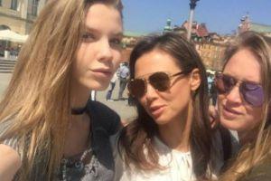 Kinga Rusin świętowała z córkami