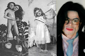 """Szokujące zdjęcia znalezione w """"Nibylandii"""" Michaela Jacksona..."""