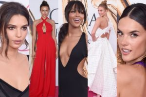 CFDA Fashion Awards 2016: Shayk, Campbell, Ratajkowski, Kloss... (ZDJĘCIA)