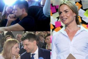 """Joanna """"polityczna dziewica"""" Schmidt: """"Ja i Ryszard jesteśmy razem"""""""