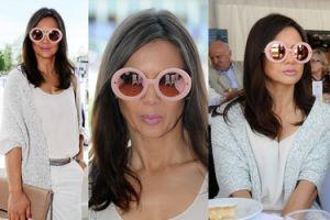Kinga robi dzióbek w modnych okularach (ZDJĘCIA)