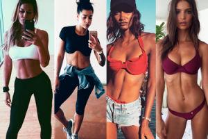 """Nowa moda w fitnessie: """"Ab Crack""""! (ZDJĘCIA)"""