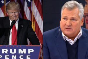 """Kwaśniewski o prezydencie Trumpie: """"Nie jestem zaskoczony, ale zwycięstwa życzyłem Hillary"""""""