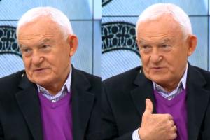 """Leszek Miller ostrzega Kaczyńskiego: """"Trzeba pamiętać, że nie rządzi się do końca świata"""""""