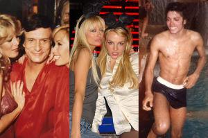 Hugh Hefner sprzedaje Dom Playboya! Za... 200 MILIONÓW DOLARÓW! Zobaczcie, co się tam działo...