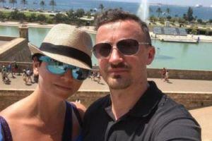 Żona Adama Małysza pozuje w bikini! (FOTO)