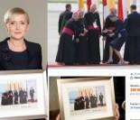 Zdjęcie Agaty Dudy z biskupami wylicytowano za… 200 tysięcy złotych!