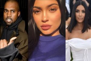 """Kylie Jenner jest SUROGATKĄ Kim? """"Termin porodu się zgadza"""""""