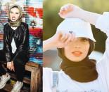 Muzułmanka w hidżabie wystąpiła w sesji dla