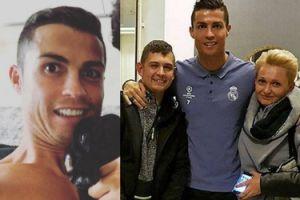 Ronaldo spotkał się z 12-letnim Dawidem. Wybudził się ze śpiączki oglądając jego mecze!