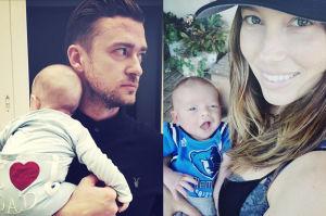 Jessica Biel i Justin Timberlake nie zaszczepią syna!