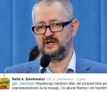 Ziemkiewicz nie przeprosi za komentarz o zamachu w Monachium!