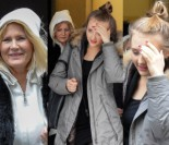 Grażyna Szapołowska zabrała wnuczkę do